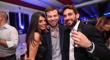 Club della vela, Borgo by night