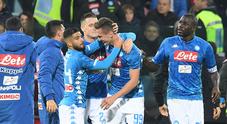 Napoli, Milik il re dei gol pesanti Adesso si può dosare il turnover