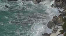 Maltempo, sospesi i collegamenti marittimi veloci per Capri