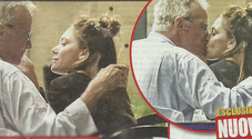 Christopher Lambert trova la fidanzata sul set. Eccolo con Camilla Ferranti: «È merito di Barbara d'Urso»
