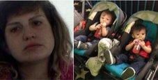 Immagine Madre uccide i suoi gemelli di 10 mesi annegandoli