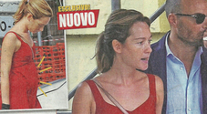 Cristiana Capotondi, pancino sospetto a pranzo con Andrea Pezzi: «Dodici anni insieme»