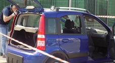Agguato davanti al tribunale di Nocera Inferiore: ferito un uomo in automobile