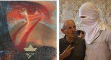Premio Penisola Sorrentina, Jorit firma la prima «copertina d'autore»