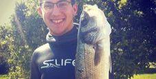 Immagine Sub 19 anni trovato morto in mare al Lido di Latina