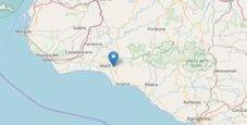 Immagine Terremoto, otto scosse a Menfi: torna la paura