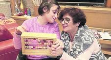 Marisa, la mamma più forte della burocrazia: «Mi sono trasformata in sedia per Gaia»
