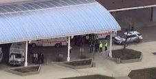 Immagine Usa, sparatoria in ospedale: due vittime, grave agente