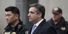 Immagine L'ex avvocato di Trump condannato a 3 anni