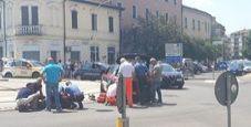 Immagine Spari durante un controllo, ferito un carabiniere a Terni