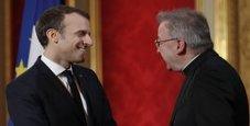 Immagine Un altro uomo accusa di molestie nunzio Parigi