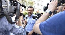 Equitalia, Salvini: «Chiudere le cartelle esattoriali sotto i 100mila euro»