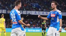 Napoli, la vittoria della fiducia: adesso testa alla Champions League