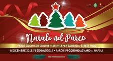 Giochi e solidarietà, sport e mercatini per il Natale all'Ippodromo di Agnano