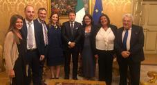 M5S, delegazione da Conte: «Subito misure emergenziali per la Campania»