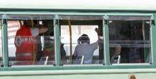 Immagine Tram tampona bus a Roma: sei passeggeri feriti