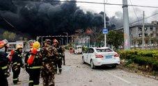 Cina, violenta esplosione in un impianto chimico: almeno 47 morti e 640 feriti
