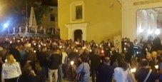 Immagine Civita ricorda le vittime delle Gole  un mese dopo la strage del Pollino
