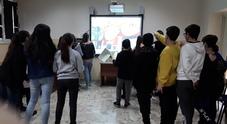 Giornate Fai: con la scuola dell'Amica Geniale alla scoperta delle meraviglie di Villa Doria D'Angri