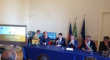 Il ministro Costa a Ottaviano: «35 telecamere sul Vesuvio»