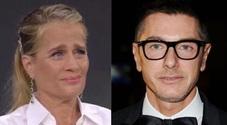 Heather Parisi contro Stefano Gabbana: «E' un cattivo esempio di uomo, di gay e di italiano»