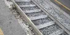 Immagine Lite con i genitori, scappa e si getta sotto un treno