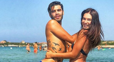 GFVip, Stefano Sala single? La fidanzata Dasha Dereviankina cancella le foto dal social: «Mi sento ferita»