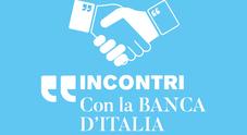 «Incontri con la Banca d'Italia», primo seminario a Napoli sulla supervisione sulle banche