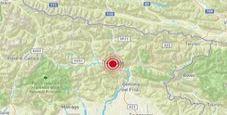 Immagine Terremoto Friuli, nuova scossa