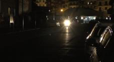 Napoli, nuovo blackout a Fuorigrotta: dopo piazza San Vitale resta al buio anche via Doria