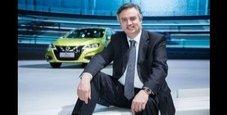 Immagine Nissan, lascia il manager italiano Schillaci