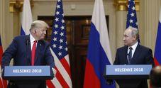 Putin: «Stop Guerra Fredda». Trump: «Russiagate una farsa, no ingerenze in voto Usa». Reporter Usa trascinato via