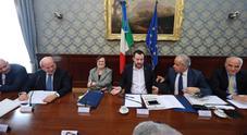 Salvini a 360 gradi su Napoli: «Al Vasto allontanati 140 immigrati. Catacombe, il Vaticano ci verrà incontro»