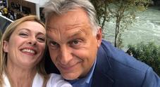 Orban attacca il governo: «Esecutivo separato dal popolo». Ira Di Maio, Zingaretti: nemico dell'Italia