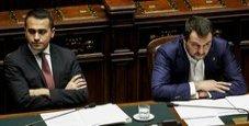 Immagine Di Maio: stanco delle liti tra Salvini e la Raggi