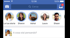Facebook lancia le «stories» come Snapchat. Ma l'esordio è traumatico