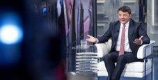 Immagine Renzi: investimenti verdi ma senza alzare le tasse