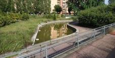 Immagine Colli Aniene, paura nel parco: «Rischio legionella»
