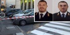 Immagine A Trieste l'ultimo saluto ai poliziotti uccisi