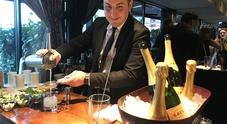 La casa dello champagne è a Napoli: al Grand Hotel Parker's apre la Krug Room