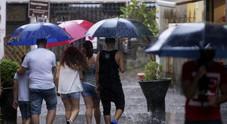 Torna il maltempo, da mezzanotte allerta meteo su tutta la Campania