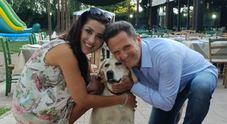 Enzo Salvi e Angelica Massera, lo spot contro l'abbandono... dalla parte del cane