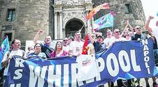 Incubo rinvii, ultimatum alla Whirlpool: «Non daremo tregua al ministro Di Maio»