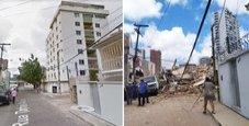 Immagine Fortaleza, crolla palazzo di 7 piani: si teme una strage | Foto e video