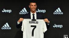 Ronaldo, prima conferenza stampa alla Juve: «Ancelotti nel mio cuore»