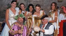 Ad Anacapri è festa dell'uva con la rituale settembrata