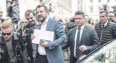 La Lega all'attacco di Conte: pressing su Salvini, tutti i big dicono basta