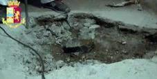 Immagine Milano: ucciso e murato in cantina per sei anni
