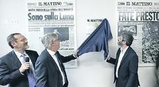 Il Mattino nel nome di Giancarlo Siani, Fico: «Non posso più vivere nella città delle stese»