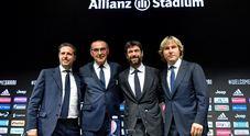 La prima volta di Sarri alla Juventus, le reazioni dei napoletani: «Orrore»
